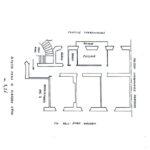 planimetria catastale appartamento Via dei Valeri n.6