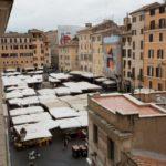 ROMA – CENTRO STORICO – VICOLO DELLE GROTTE, 3° piano, 160 mq, esposizione esterna