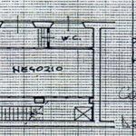 planimetria piano interrato Via Savoia negozio